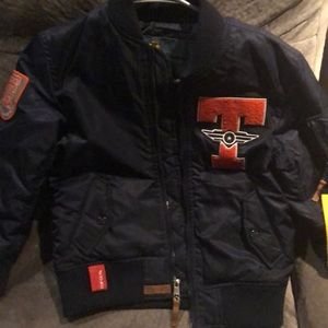 Tommy Top Gun Jacket
